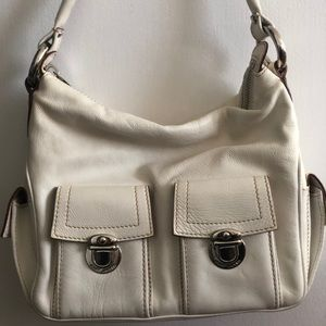 Marc Jacobs cream purse